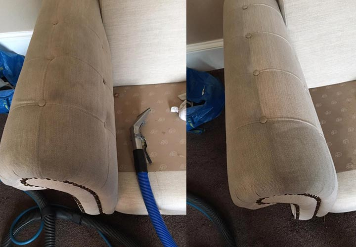 Upholstery Cleaning Fitzgibbon