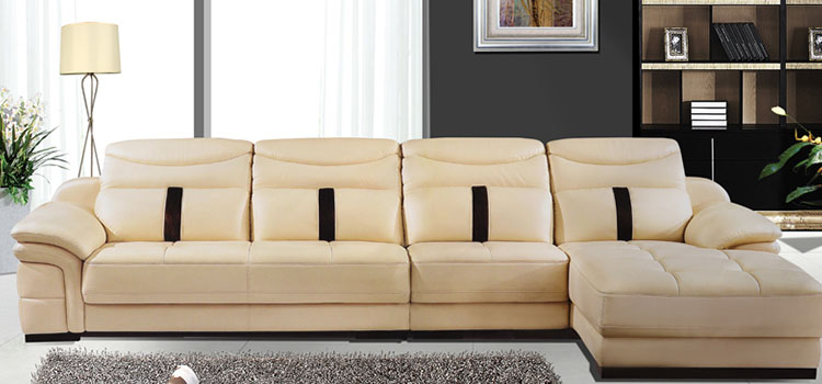 L Shape Three Seater Couch Cleaning