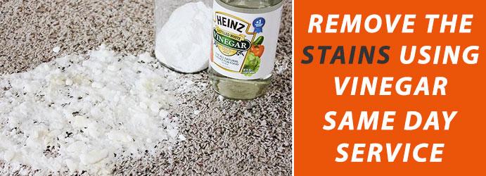 Remove the Stains Using Vinegar Brisbane