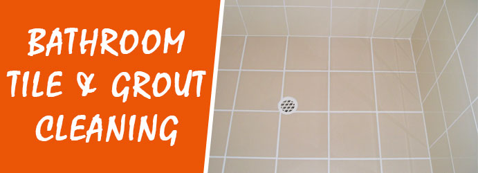 Bathroom Tile and Grout Cleaning Limestone Ridges