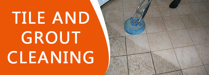 Tile and Grout Cleaning Upper Flagstone