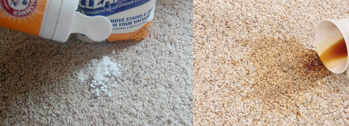 Carpet Old Stain Remove With Baking Soda