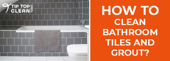 Bathroom Tiles and Grout Cleaning