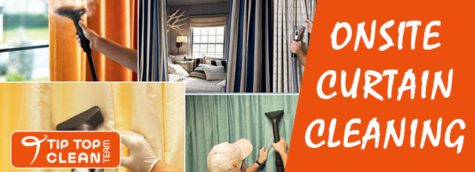 Onsite Curtain Cleaning Melbourne