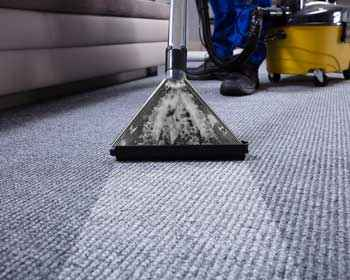 Carpet Cleaning Broken Head